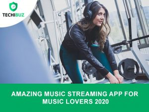 Amazing Music Streaming App For Music Lovers