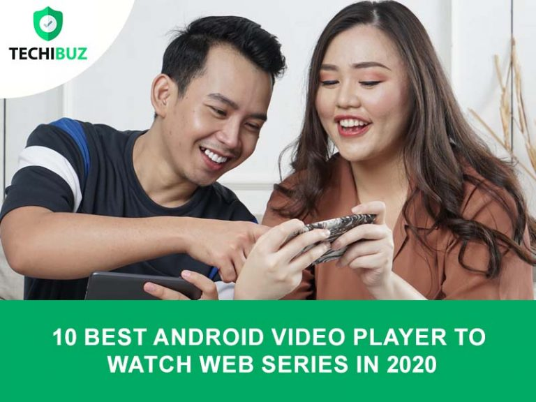 Android Video Player To Watch Web Series
