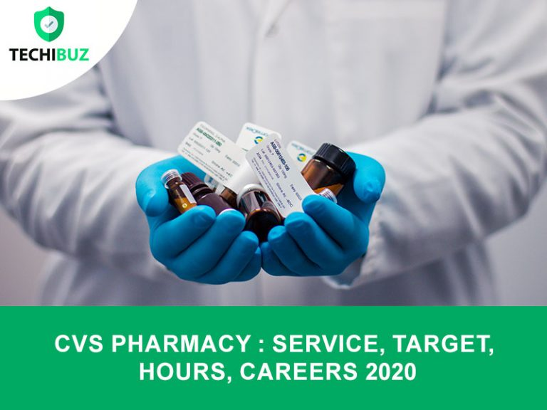 CVS Pharmacy Service 2020
