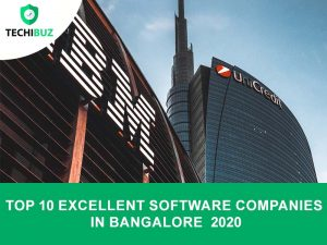 Excellent Software Companies In Bangalore