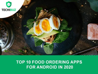 Food Ordering Apps For Android