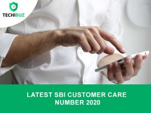Latest SBI Customer Care