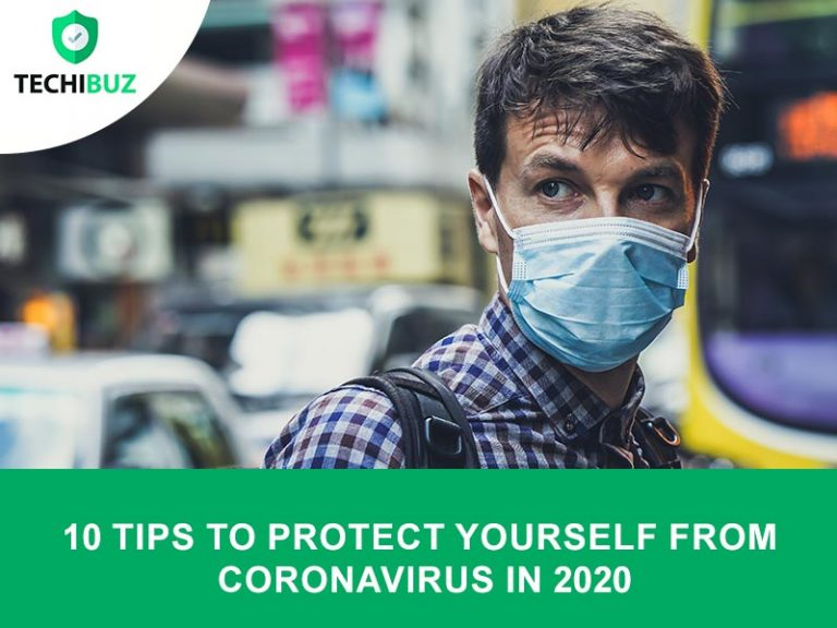 Protect Yourself From Coronavirus