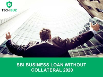 SBI Business Loan Without Collateral