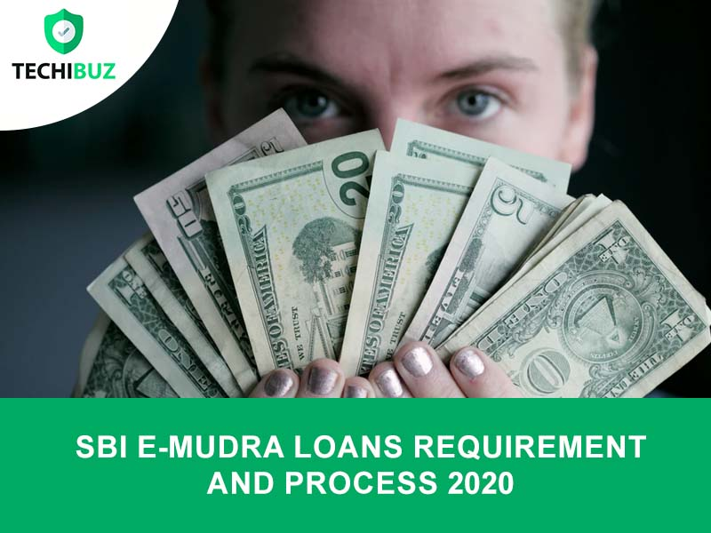 SBI E-Mudra Loans Requirement