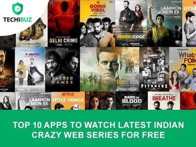 Watch Latest Indian Crazy Web Series for free