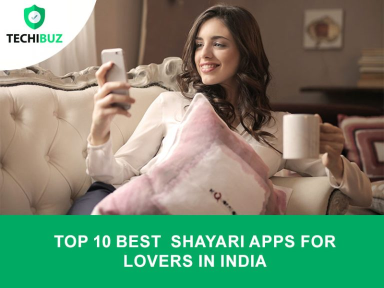 Best Shayari Apps for lovers In India