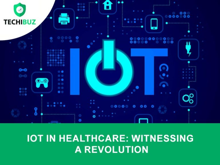 IoT in Healthcare Witnessinga Revolution