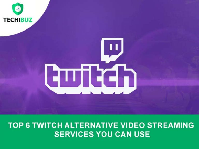 Twitch Alternative Video Streaming Services You Can Use