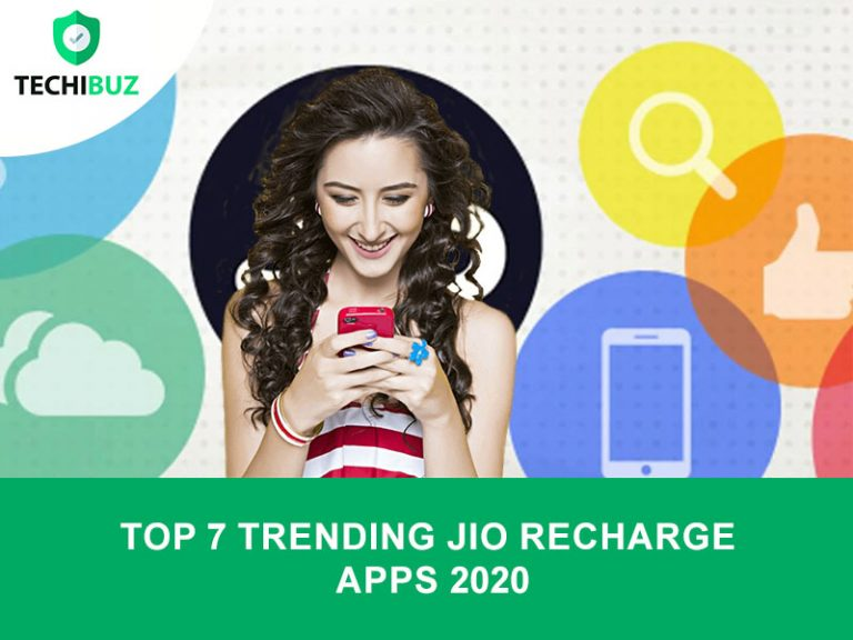 trending Jio Recharge apps