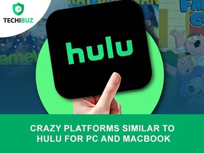 Crazy Platforms Similar To Hulu For Pc