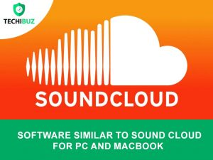 Software Similar To Sound Cloud