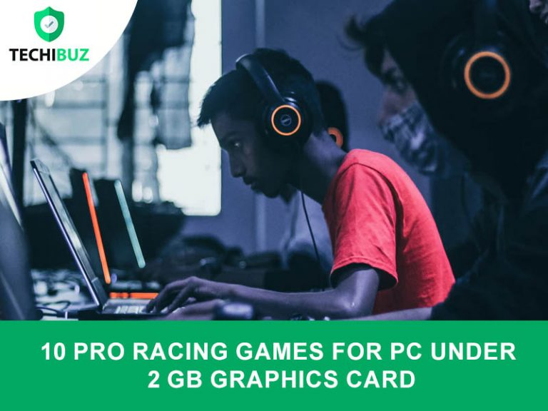 10 Pro Racing Games For PC Under 2 GB graphics card