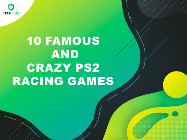 10 Famous And Crazy PS2 Racing Games
