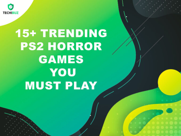 15+ Trending PS2 Horror Games You Must Play