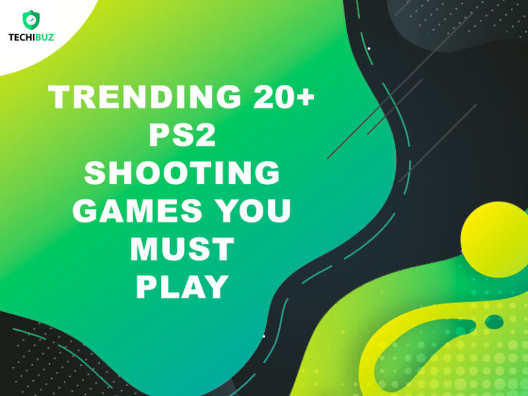 Trending 20+ PS2 Shooting Games You Must Play