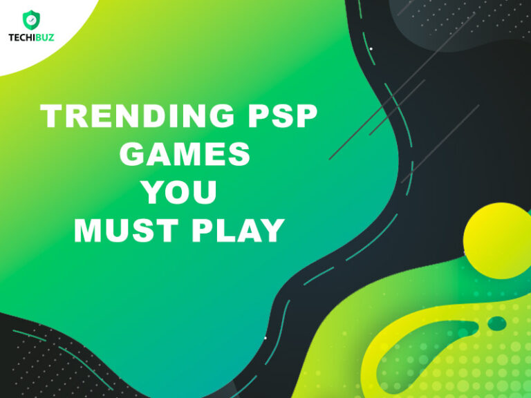 Trending PSP Games You Must Play